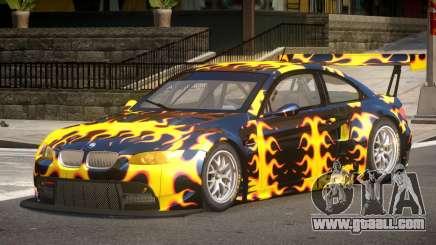 BMW M3 GT2 Sport PJ2 for GTA 4