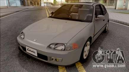 Honda Civic EG6 SIR-II 1991 for GTA San Andreas