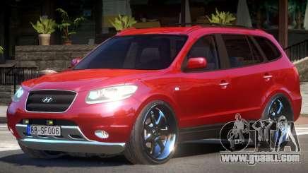 Hyundai Santa Fe RS for GTA 4