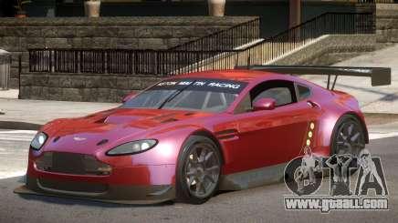 Aston Martin Vantage GT-R V1.0 for GTA 4