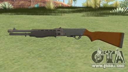 SPAS-12 Woodstock (CS:GO Custom Weapons) for GTA San Andreas