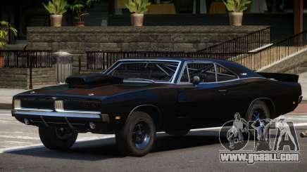 1969 Dodge Charger RT V1.0 for GTA 4