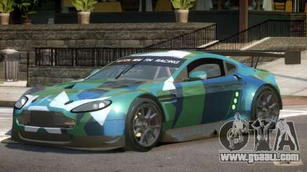 Aston Martin Vantage GT-R PJ2 for GTA 4