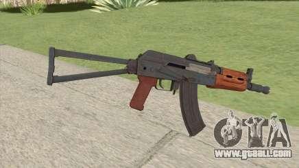 AKS-74U (CS:GO Custom Weapons) for GTA San Andreas