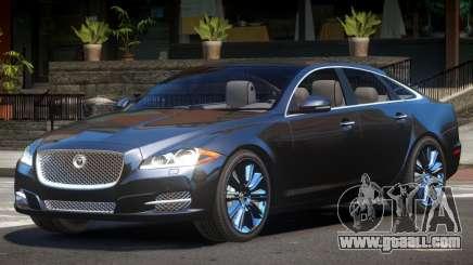 Jaguar XJ Tuned for GTA 4