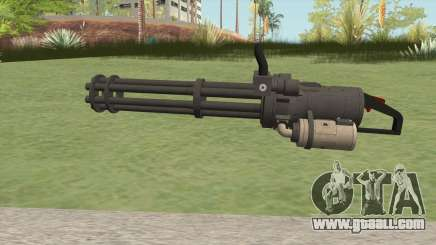 Coil Minigun (NG Black) GTA V for GTA San Andreas