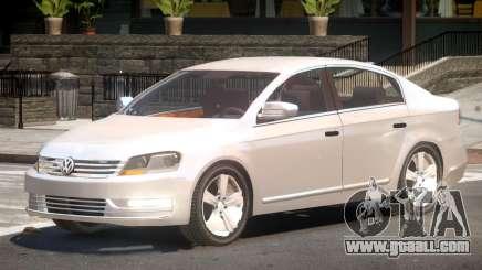 Volkswagen Passat TDI for GTA 4