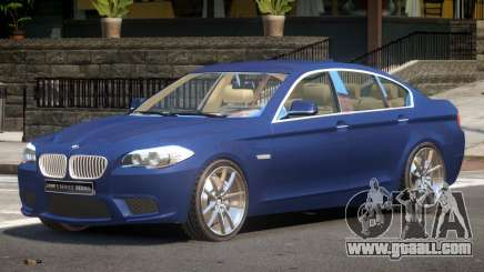 BMW 550i ST for GTA 4