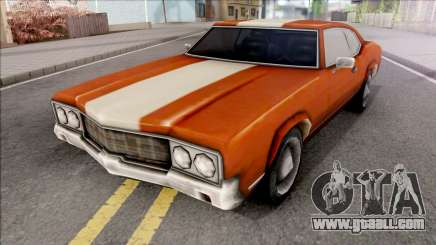 Sabre Turbo Brown for GTA San Andreas