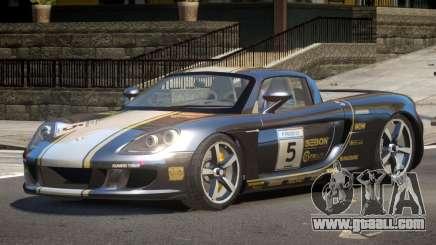 Porsche Carrera GT Sport PJ7 for GTA 4