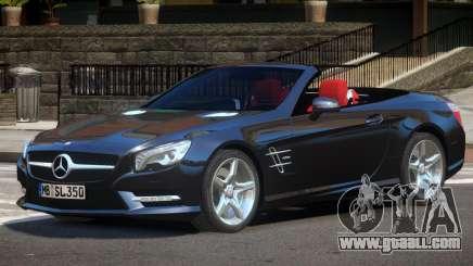 Mercedes-Benz SL 350 V1.0 for GTA 4
