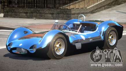 Maserati Tipo Sport for GTA 4