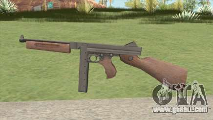 Thompson M1A1 (DOD-S) for GTA San Andreas