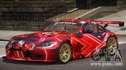 BMW Z4M ST PJ2 for GTA 4