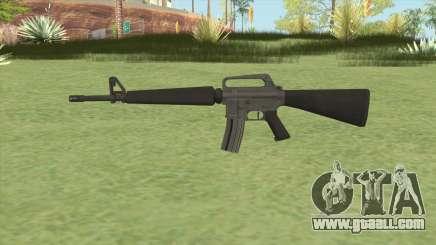 M16A1 (Born To Kill: Vietnam) for GTA San Andreas