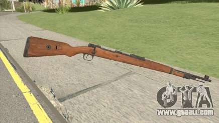 Kar98K (Hunt Down The Freeman) for GTA San Andreas
