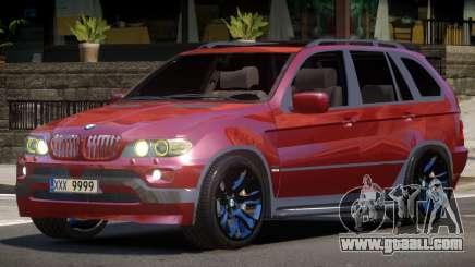 BMW X5 ST for GTA 4