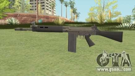 FN-FAL (CS-GO Customs 2) for GTA San Andreas
