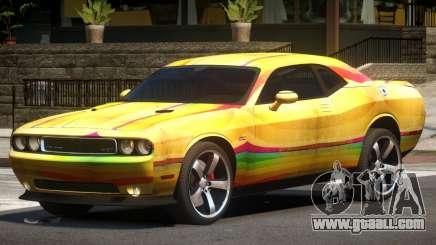 Dodge Challenger RS PJ4 for GTA 4