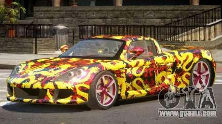 Porsche Carrera GT Sport PJ2 for GTA 4