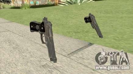 Beretta M9 (Insurgency: Sandstorm) for GTA San Andreas