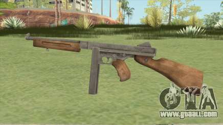 Thompson M1A1 (Enemy Front) for GTA San Andreas