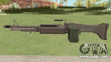 M60 (CS:GO Custom Weapons) for GTA San Andreas