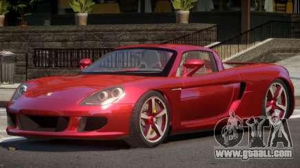 Porsche Carrera GT Sport for GTA 4