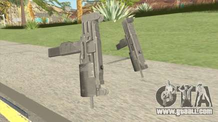 Micro Uzi (Manhunt) for GTA San Andreas