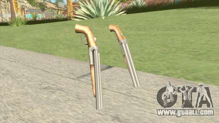 Sawed-Off Shotgun (Manhunt) for GTA San Andreas