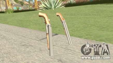 Sawed-Off Shotgun (Manhunt) for GTA San Andreas