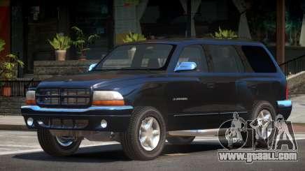 Dodge Durango V1.0 for GTA 4