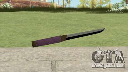 New Knife (LQ) for GTA San Andreas