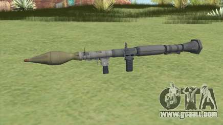 Rocket Launcher GTA V (Platinum) for GTA San Andreas