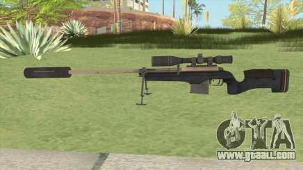 Sniper Rifle (Hitman: Absolution) for GTA San Andreas