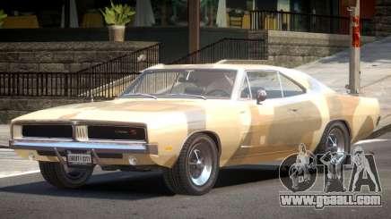 1968 Dodge Charger RT PJ1 for GTA 4