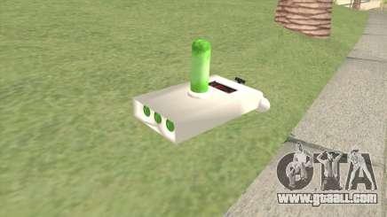 Portal Gun (Rick And Morty) for GTA San Andreas