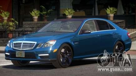 Mercedes Benz E63 V1.1 for GTA 4