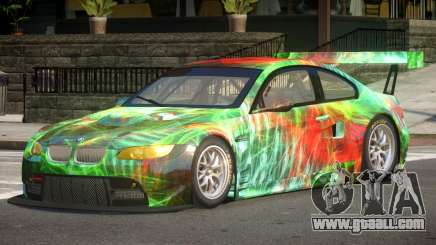 BMW M3 GT2 Sport PJ3 for GTA 4