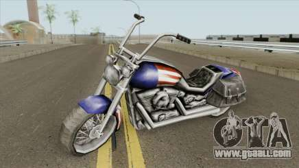Angel (GTA VC) for GTA San Andreas