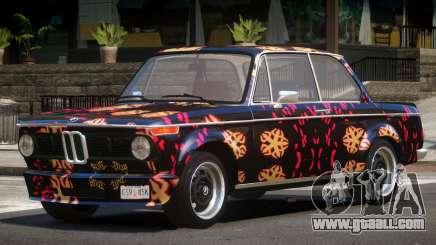 BMW 2002 GT PJ4 for GTA 4