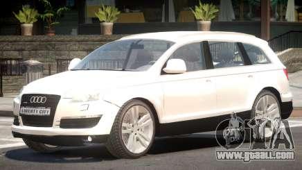 Audi Q7 TDI V1.0 for GTA 4