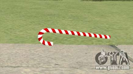 Candy Cane (HQ) for GTA San Andreas