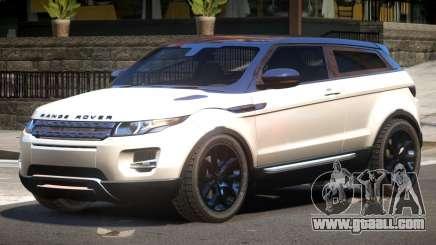 Range Rover Evoque V1.0 for GTA 4