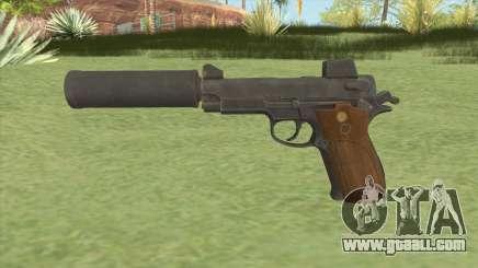 SW 39 Silenced (Born To Kill: Vietnam) for GTA San Andreas