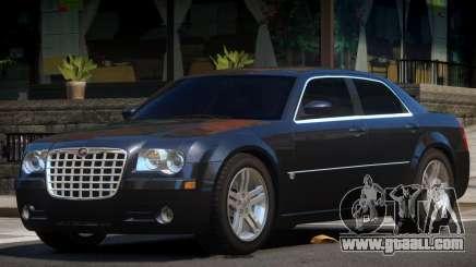 Chrysler 300C V1.0 for GTA 4