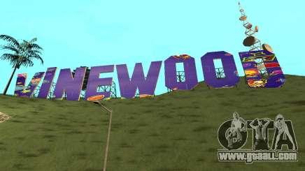 New Vinewood Unikitty Credits for GTA San Andreas