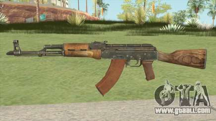AKM (CS-GO Customs 2) for GTA San Andreas