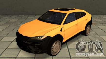 Lamborghini Urus Poor Version for GTA San Andreas
