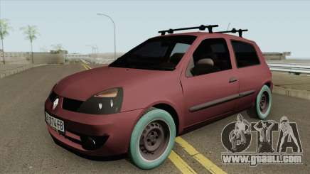 Renault Clio Campus for GTA San Andreas